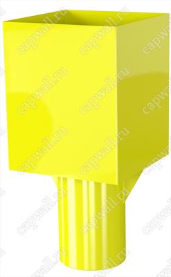 Оголовок(насадка) продувочной свечи DN150 марки ОГСП-1-150-09 из стали 09Г2С - фото 4605