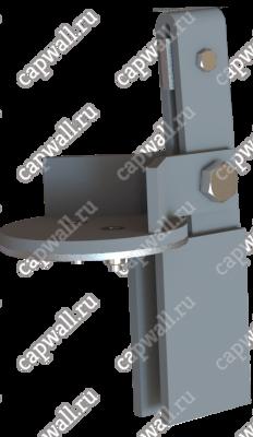 Оголовок продувочной свечи DN32 марки ОГСП-2-32-09