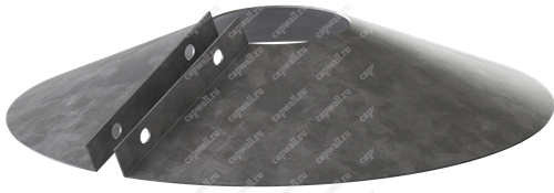 Зонт УГ 10.05-03 Ду65