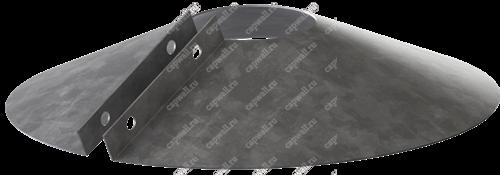 Зонт УГ 10.05-09 Ду300