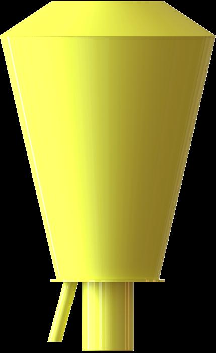 Оголовок свечи DN200 черт.07-05-МР