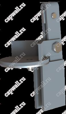 Оголовок продувочной свечи DN25 марки ОГСП-2-25-09