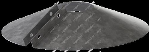 Зонт УГ 10.05-05 Ду100