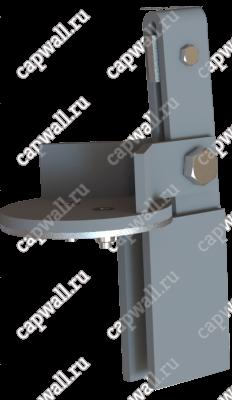 Оголовок продувочной свечи DN20 марки ОГСП-2-20-09