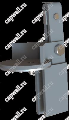 Оголовок продувочной свечи DN15 марки ОГСП-2-15-09