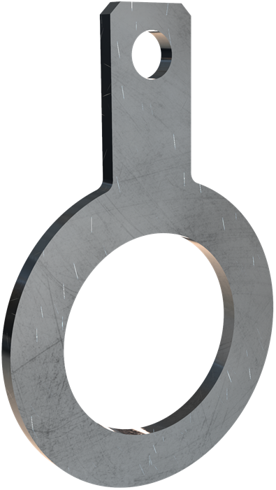 Кольцо межфланцевое Ду80 - фото 5341