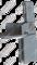 Оголовок продувочной свечи DN32 марки ОГСП-2-32-09 - фото 4636
