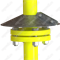 Зонт УГ 10.05-01 Ду40 на газопроводе