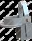 Оголовок продувочной свечи DN400 марки ОГСП-2-400-09 ч.06.101.050-075.00.00.000 - фото 4731